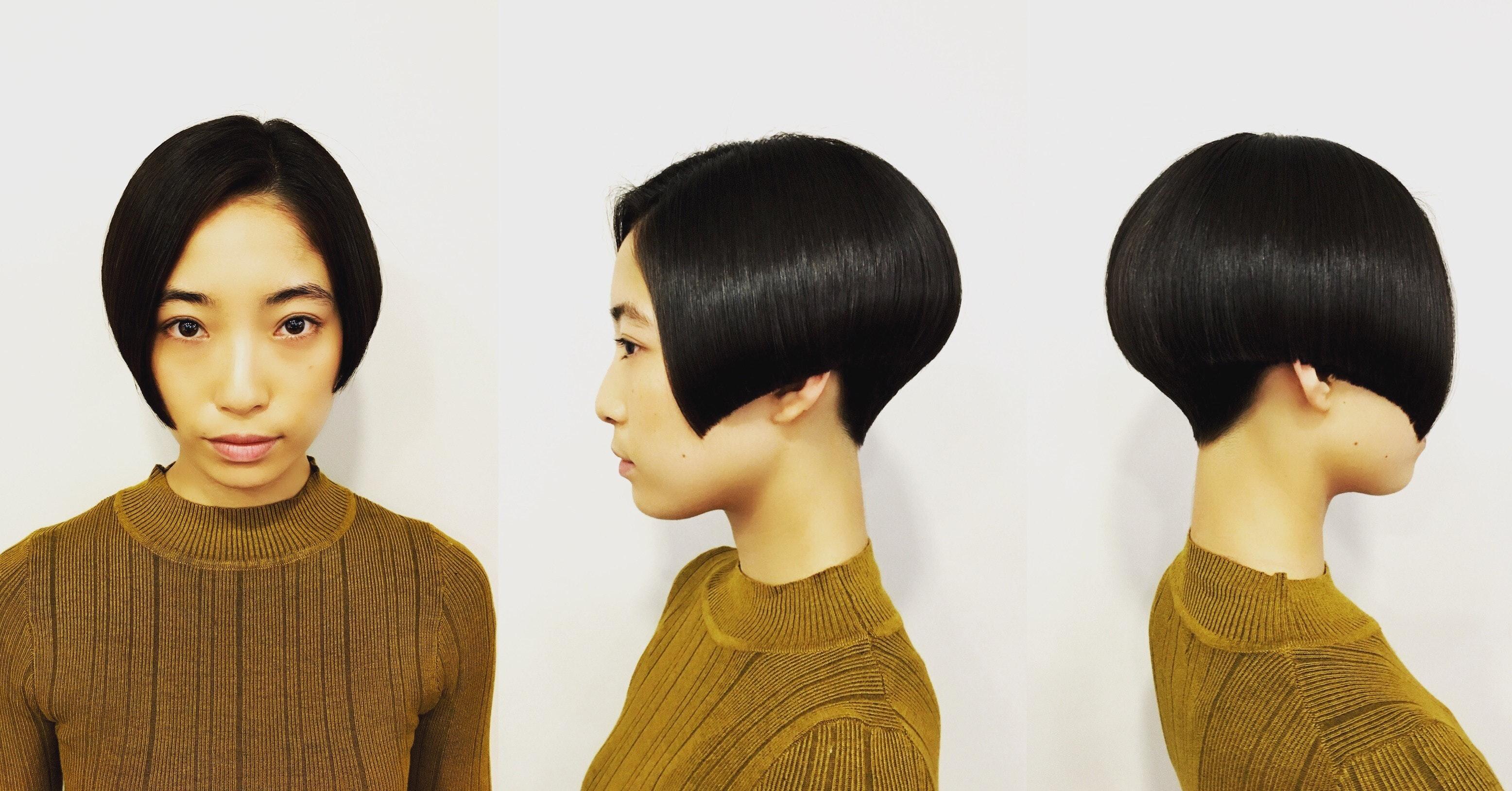Todays Haircut Firefly For Marino Funahashi From Japan
