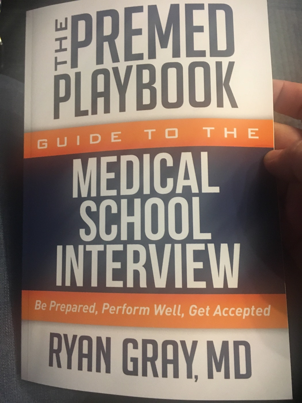 this is hands down the best book to to prepare for the this is hands down the best book to to prepare for the medical school interview i this book and it honestly made me think of what my answers