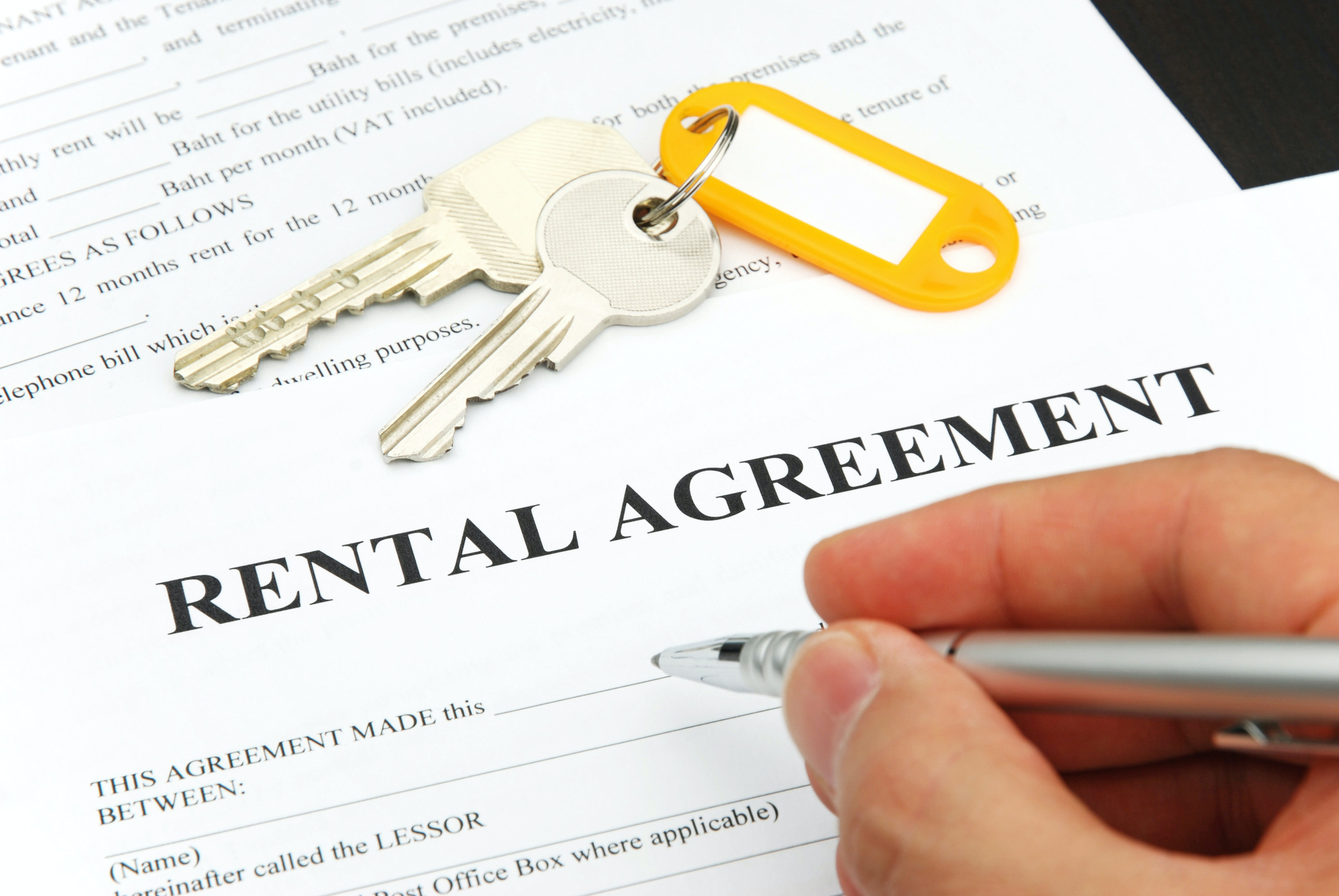 Different Types Of Rental Agreements How Does It Work Stockholm