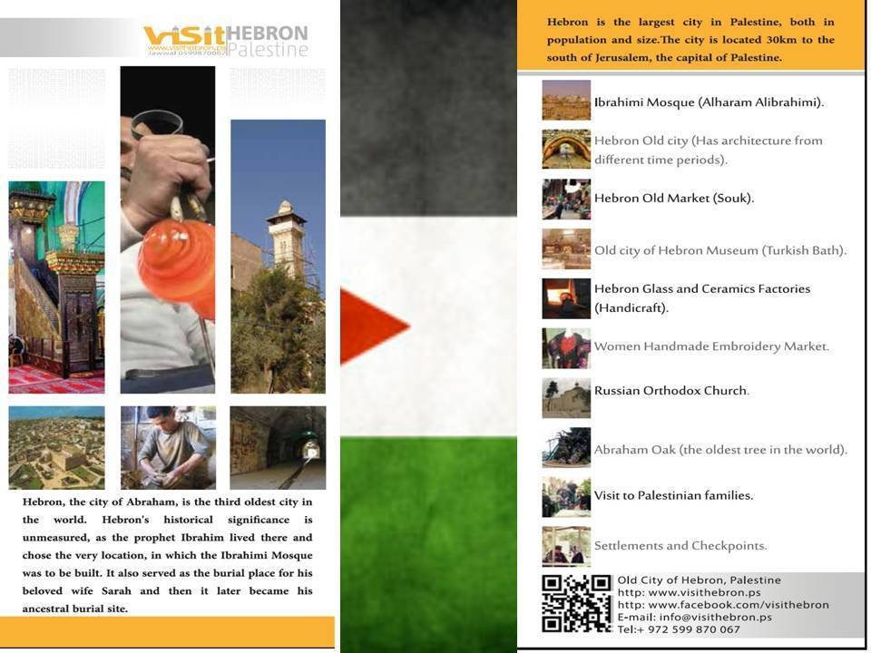 Where To Go In Hebron Palestine Hebron