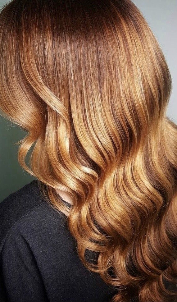Wella Professional Strawberry Bronze Is Our Favorite Color For The
