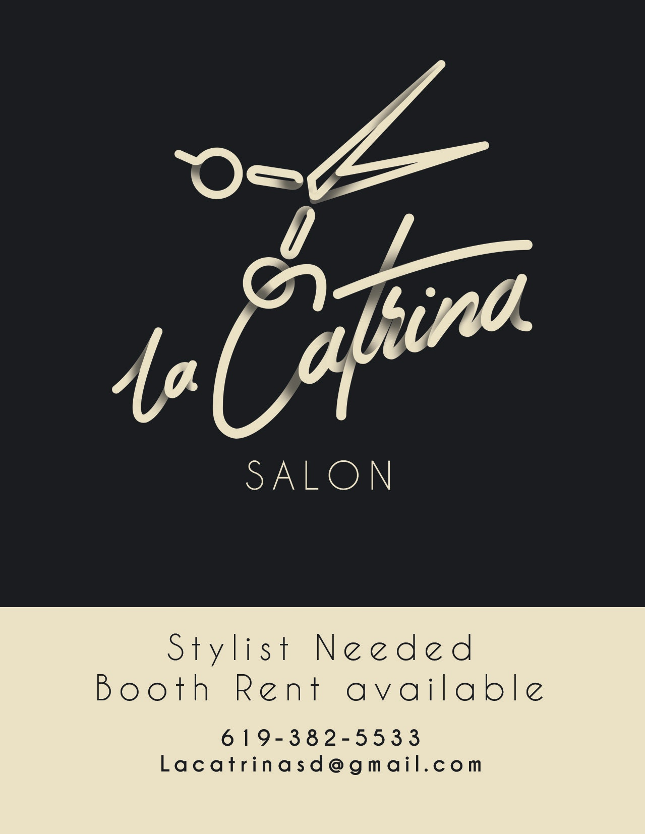 Salon Opening in Hillcrest (San Diego), has available booth rent