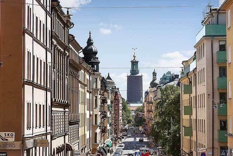 kungsholmen i stockholm