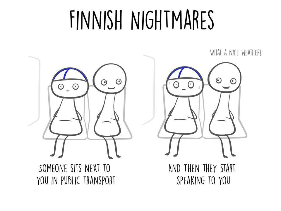 facts about the finnish people