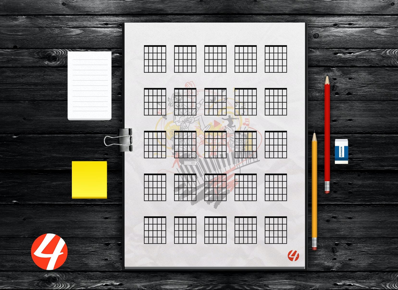Guitar Chords Diagrams Sheet 4jibaro Friends