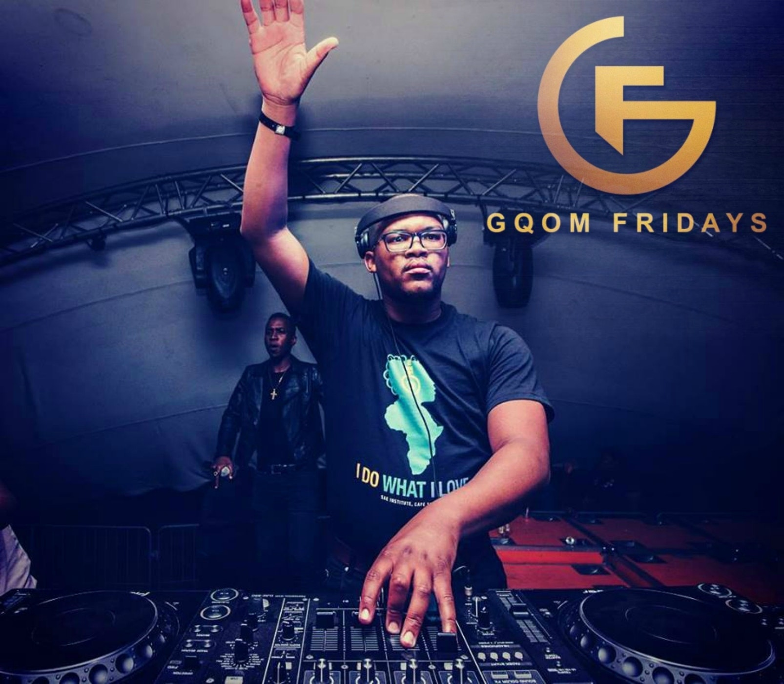 On this week's #GqomFridaysMix Vol 53 (Mixed By DiloXclusiv