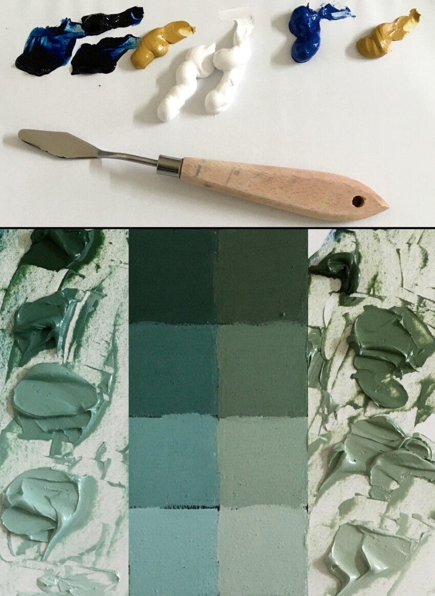 What Colors Make Green