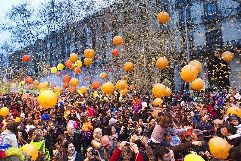 """Resultado de imagen de carnival barcelona"""""""