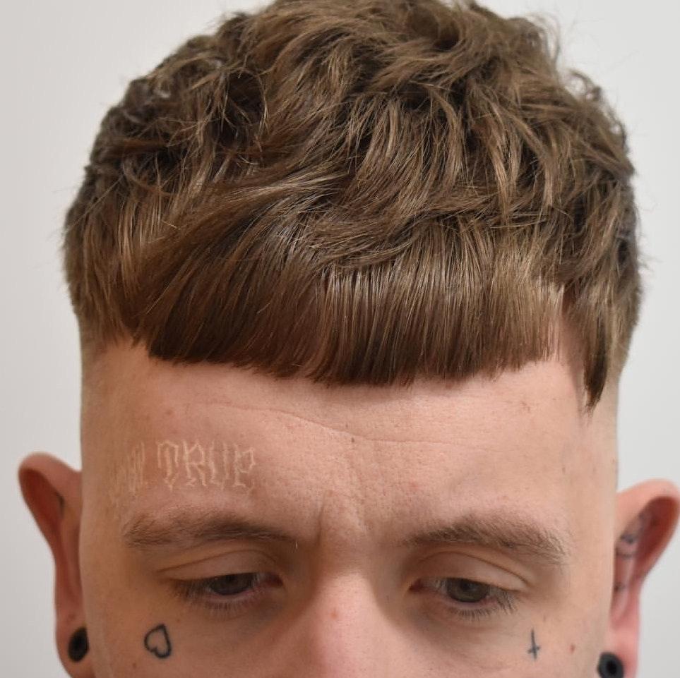 Haircut By Jordan Fearn Using Akito Scissors Japanesesteel