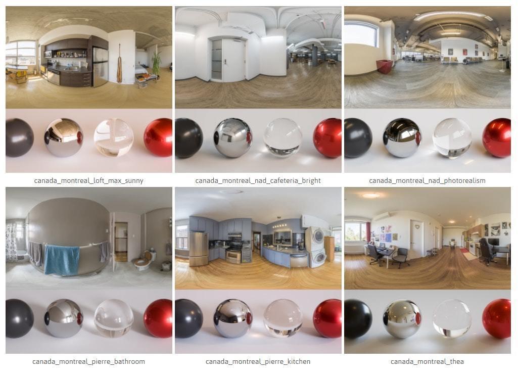 Interior Hdri Free Pack Architecture Inspirations Society