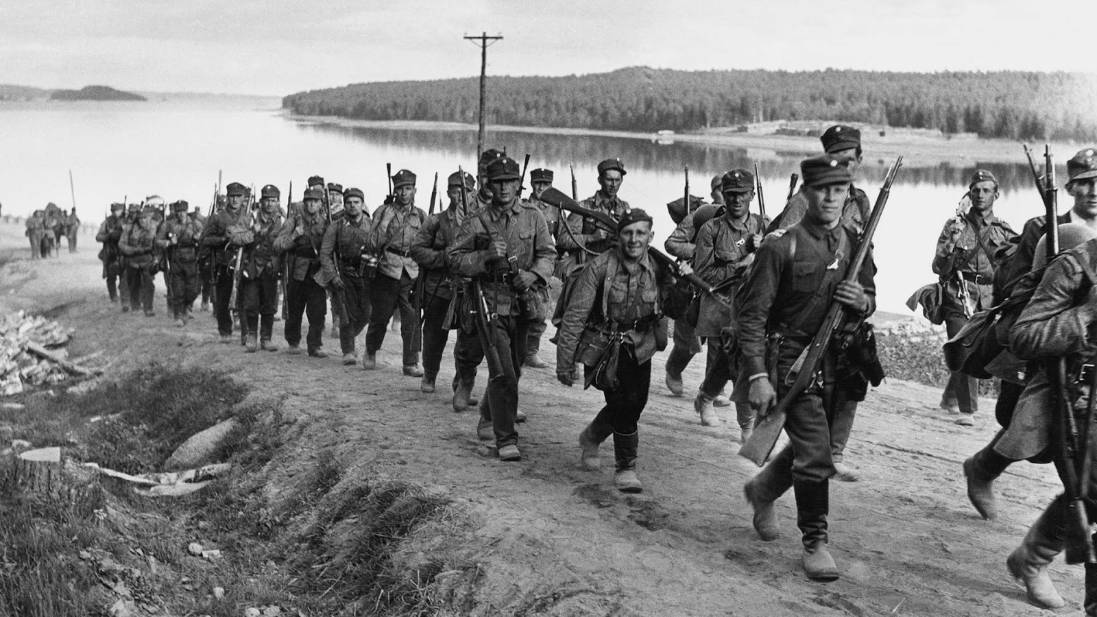 What the Finnish veterans remember