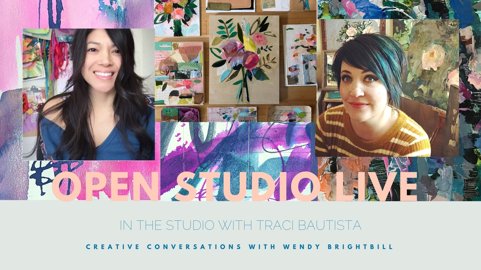 creative conversations with traci bautista and wendy brightbill