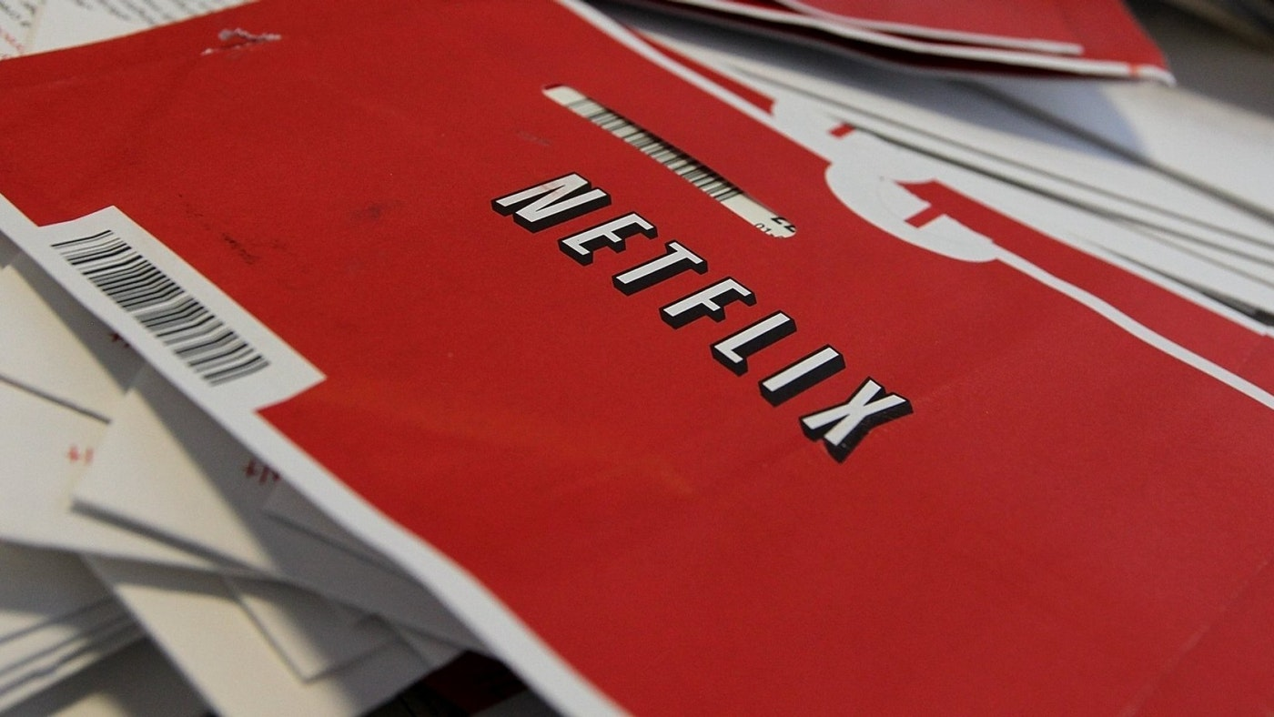 Netflix tăng trưởng