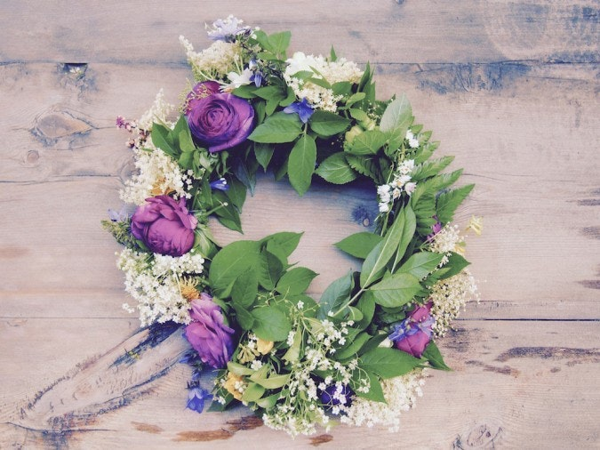 Midsommar Where To Get Your Flowercrown Stockholm