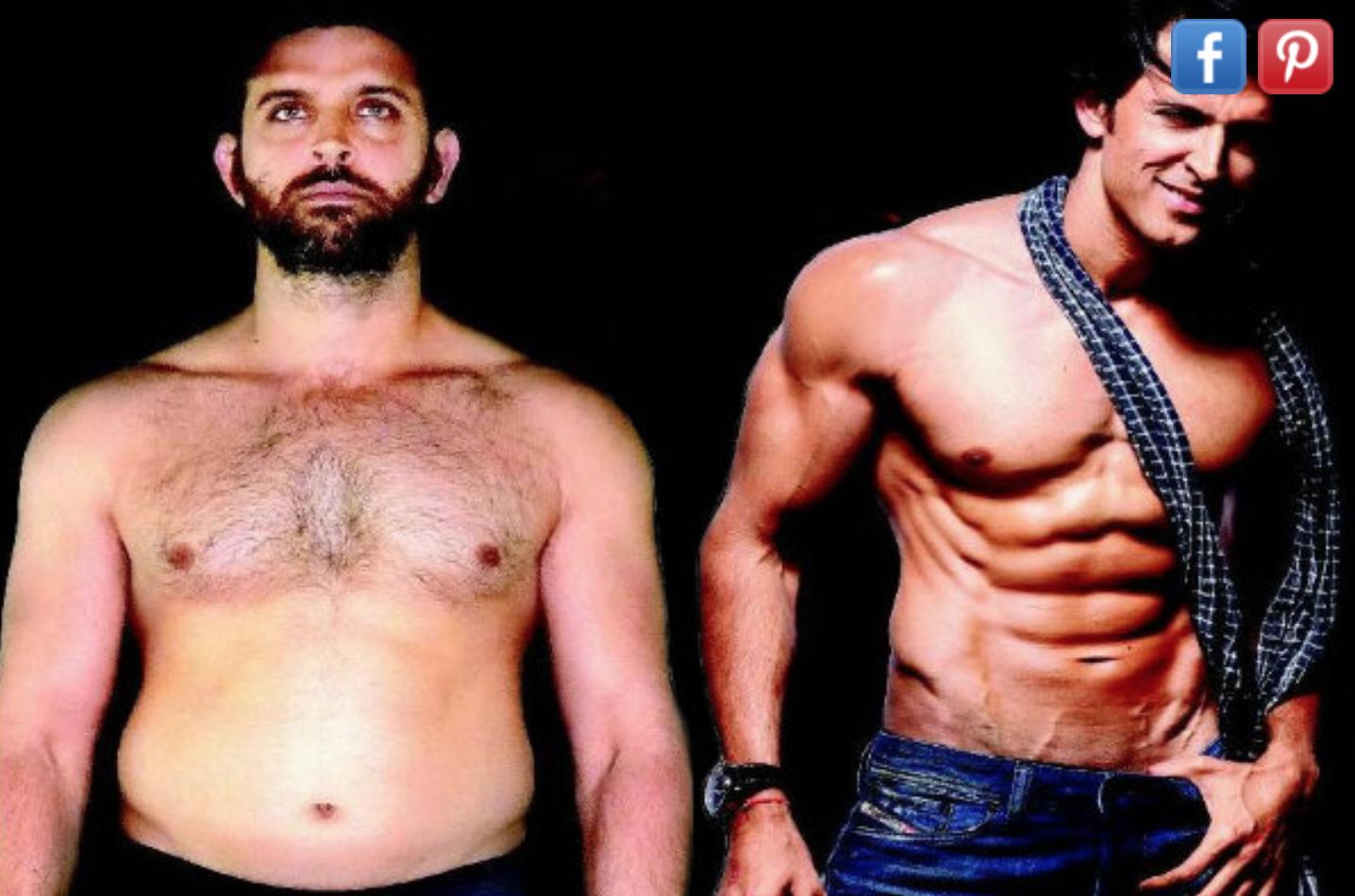 Hrithik Roshan Body Transformation Hrithik Roshan Workout Diet