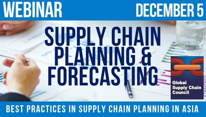Supply Chain Planning & Demand Forecasting | Chain NET