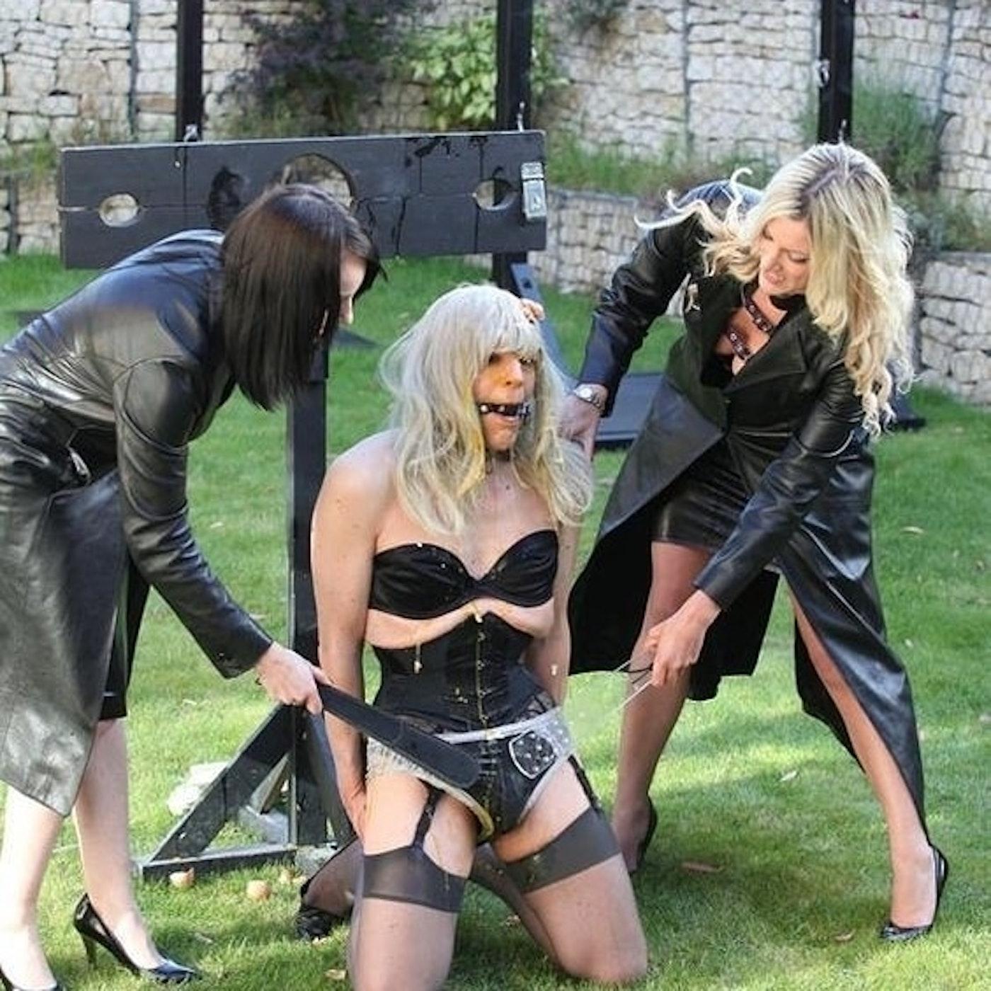 Sissy slave training