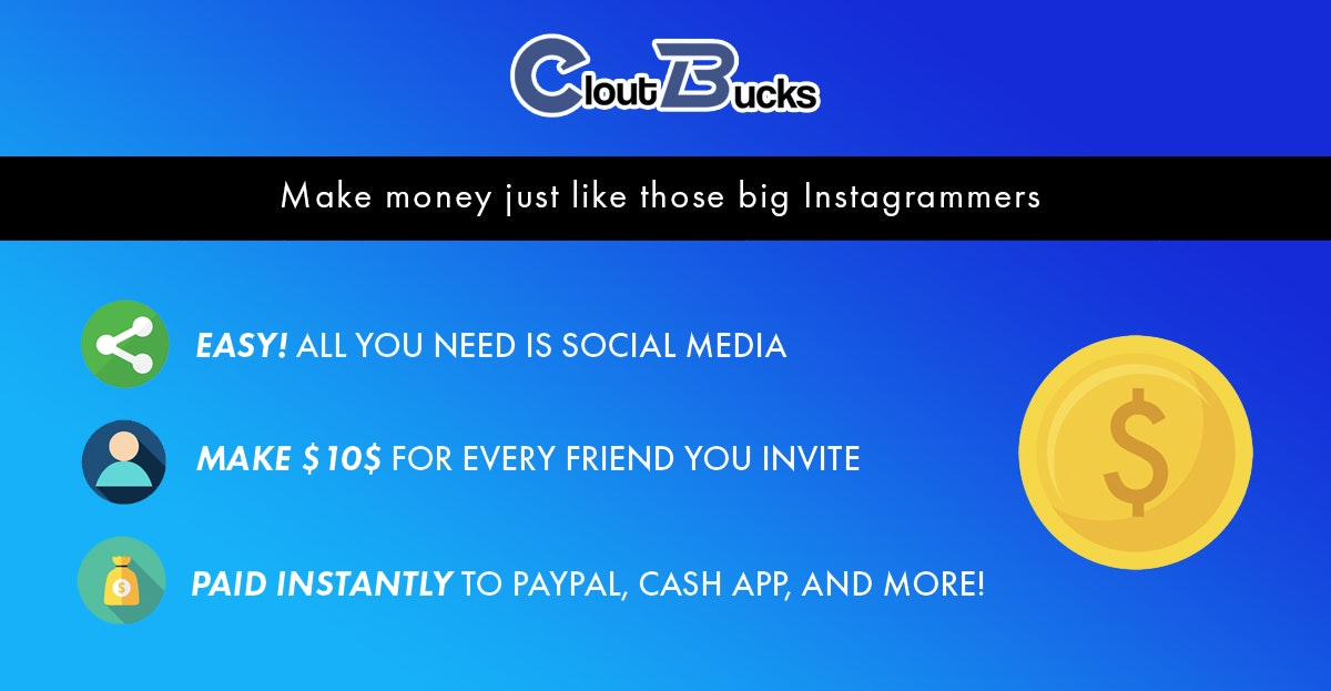 https://share cloutbucks com/MIKEFLIPS#earn #money #download #apps