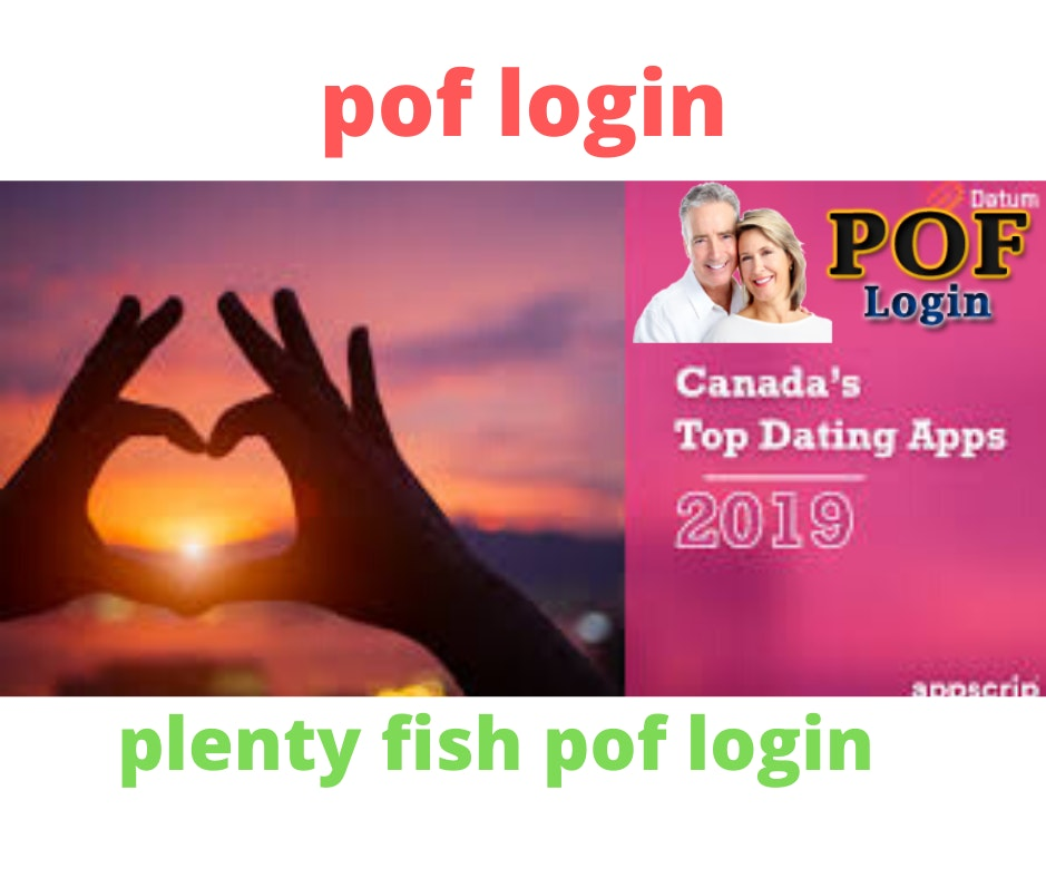 Plentyoffish com login issues