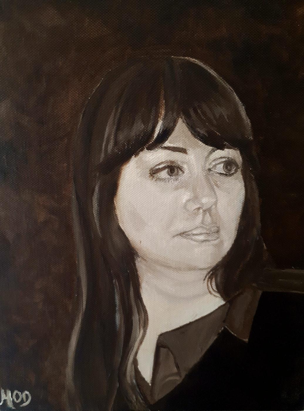 Marion Wever sketch work