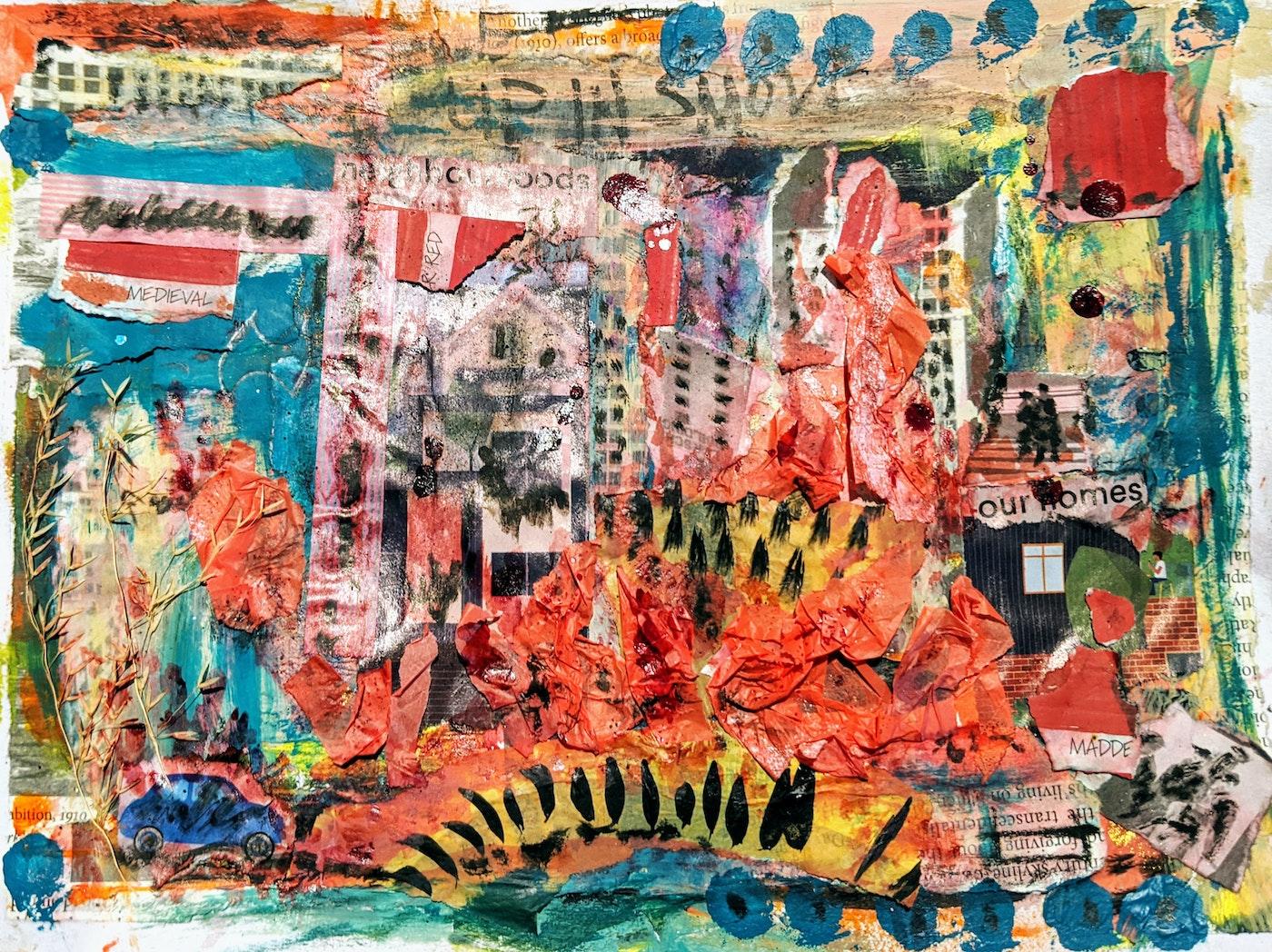 Jodie Cooper artwork